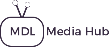 MDL Media Hub Logo