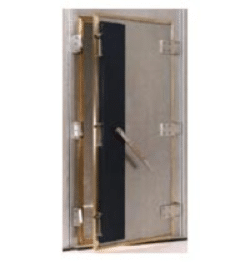 Double Knife Edge Door for Industry
