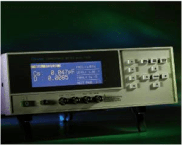Capacitance Meter testing