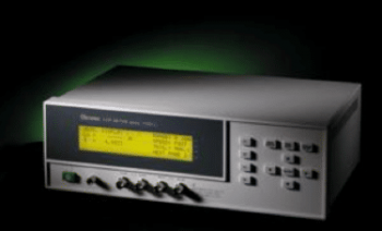 LCR Meter test system