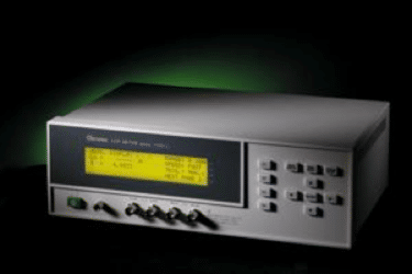 LCR Meter test system