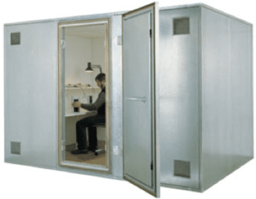 shielded rooms test systems