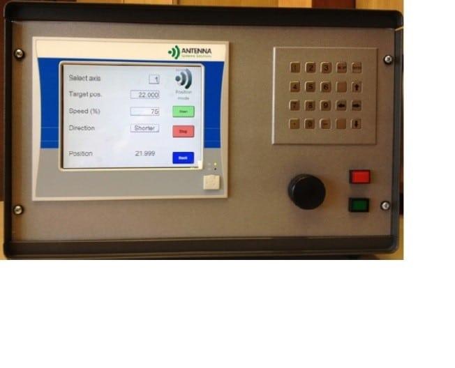 ASYCONT 300-8 Controller testing