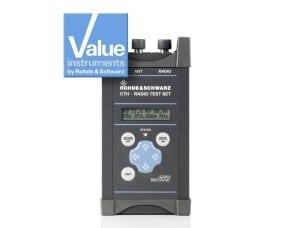 R&S CTH200A Portable Radio Test Set