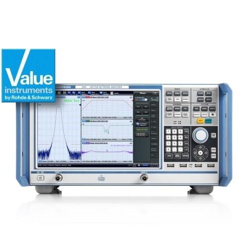 R&S ZND Vector Network Analyzer - MDL Technologies