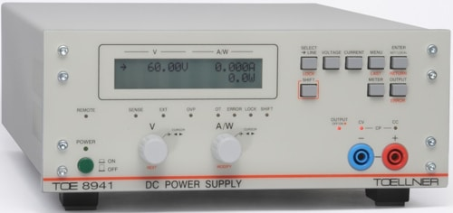 TOE 8941 series power supplies